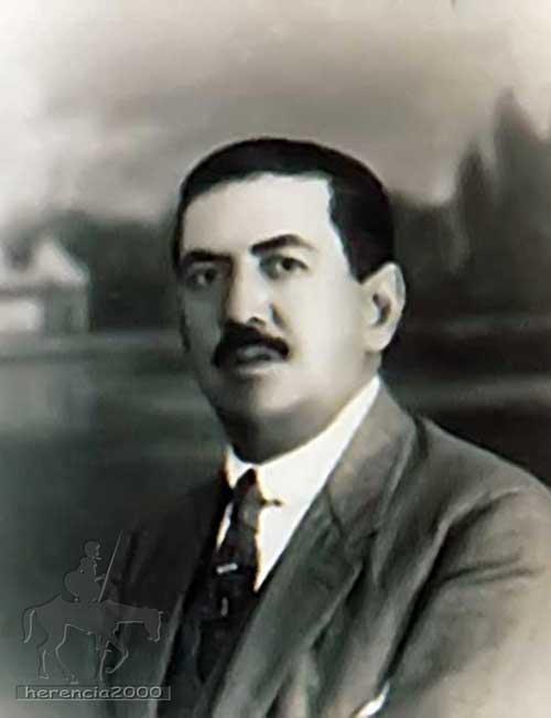 Alcalde Don Nicomedes Montes Montes