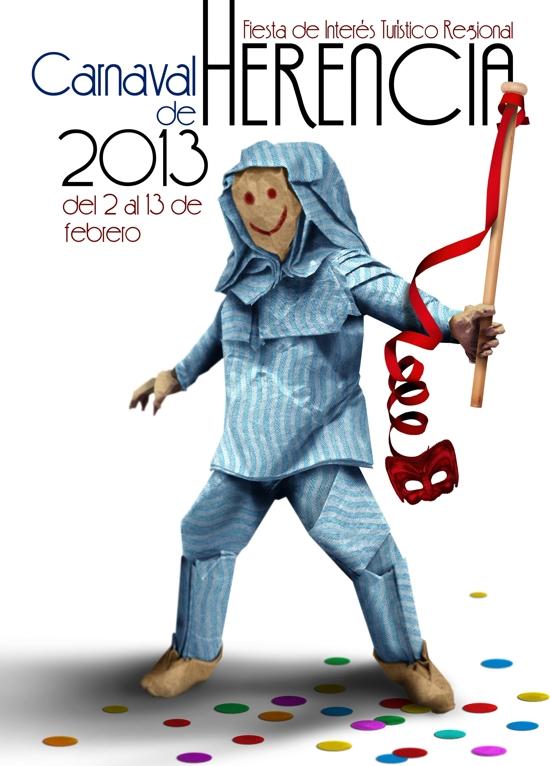 cartel_carnaval_Herencia_2013