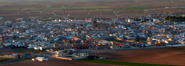 Panoramica de Herencia
