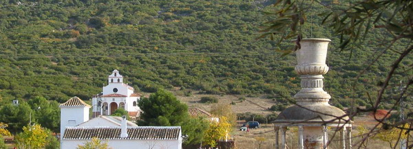 Paraje La pedriza en Herencia