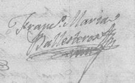 Francisco María Ballesteros