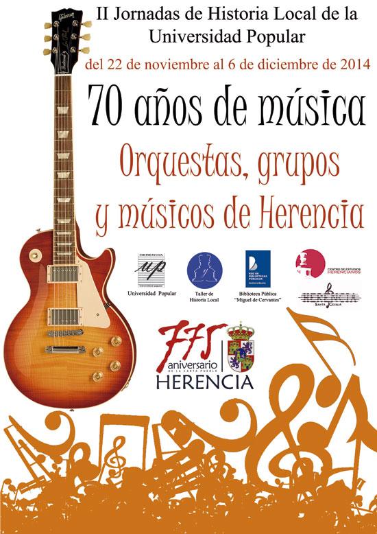 70 años de musica en Herencia