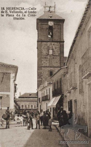 Calle de Emilio Vellano