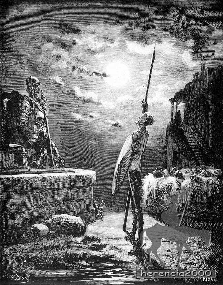 Capitulo 3 - El ingenioso hidalgo Don Quijote de La Mancha
