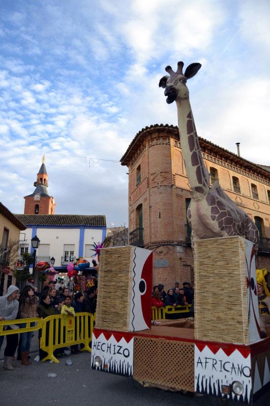 Carnaval de Herencia 2015