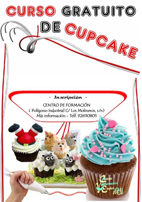 curso gratuito de cupcake
