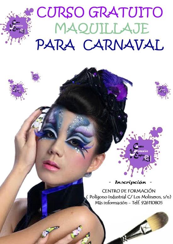 curso-gratuito de maquillaje para carnaval