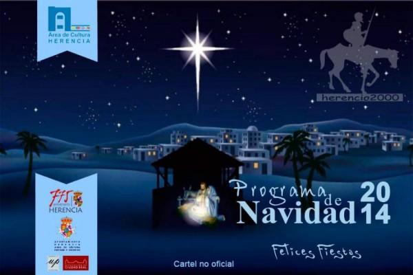 Programa de actos para Navidad 2014