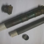 Portadocumentos metálicos