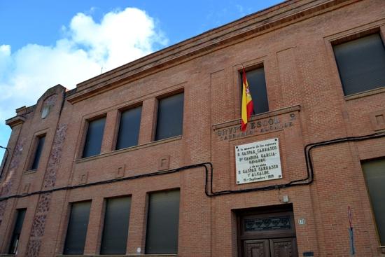 Centro de La Zanja - escuela de adultos de Herencia