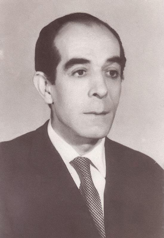 Retrato de Hermógenes Rodríguez