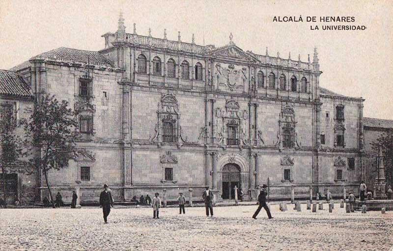 Universidad de Alcalá - Siglo XIX