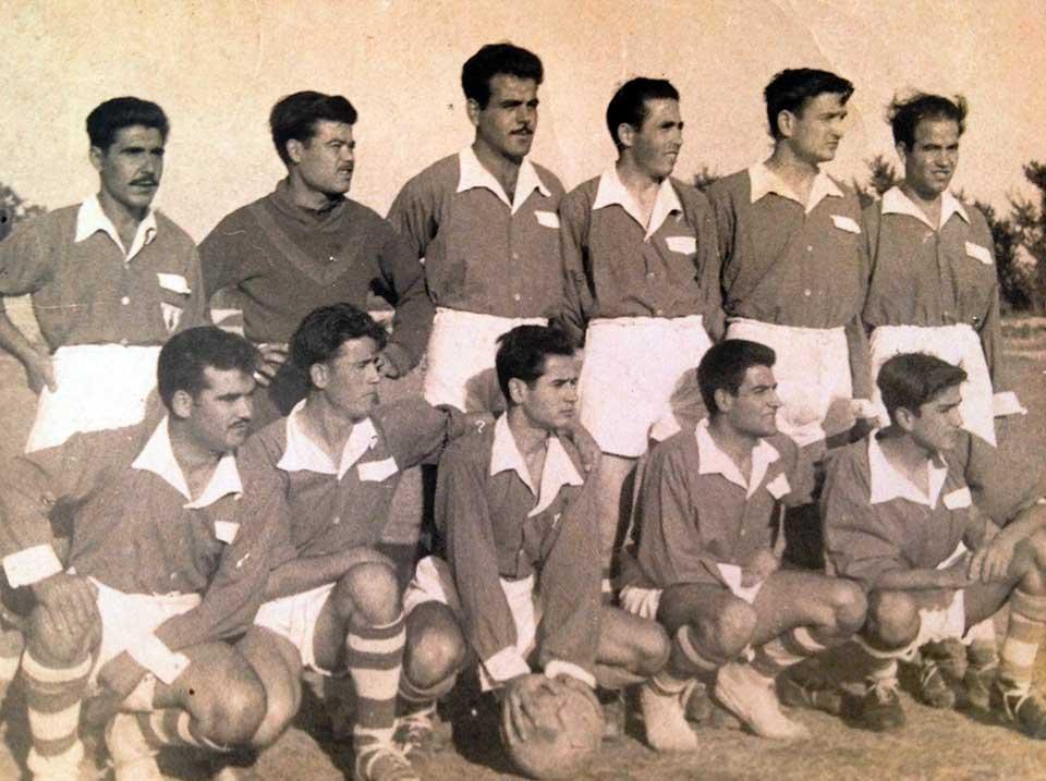 Equipo Herencia en Tercera División