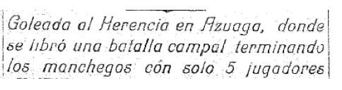Goleada-herencia