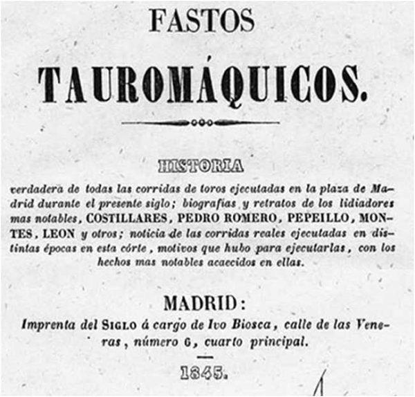 fastos-tauromaquios