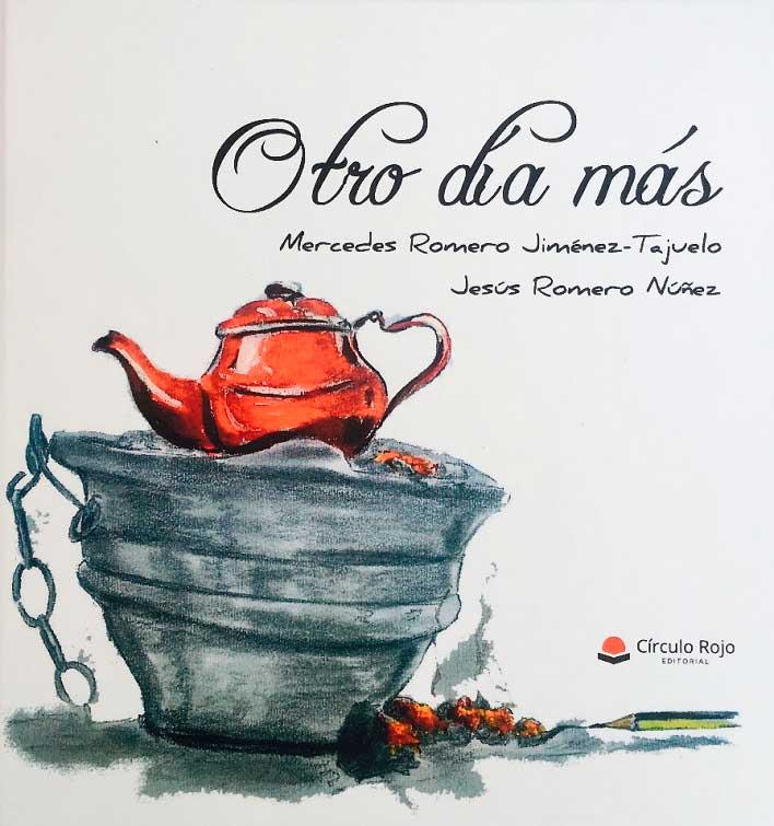 """38e0f9e83b Presentación del libro """"Otro día Más"""" de Mercedes y Jesús Romero ..."""