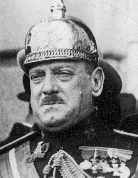 General Martínez Anido