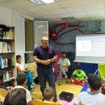 """Presentación del libro """"Otro día Más"""" de Mercedes y Jesús Romero"""