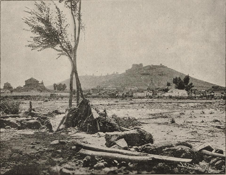 La riada de Consuegra